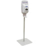 2424-DS PURELL® Sanitising Stand for TFX™ Dispenser, White - Sentinel Laboratories Ltd