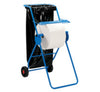 6155 KIMBERLY-CLARK PROFESSIONAL* Mobile Wiper Dispenser, Large Roll - Blue - Sentinel Laboratories Ltd