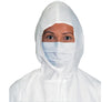 62452 KIMTECH PURE* M3 Non-Sterile Pleated Face Mask w/Ties, 23cm - Sentinel Laboratories Ltd