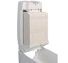 6946 AQUARIUS* Toilet Tissue Dispenser, Folded - White - Sentinel Laboratories Ltd