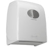 6959 AQUARIUS* Rolled Hand Towel Dispenser - White - Sentinel Laboratories Ltd