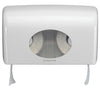 6992 AQUARIUS* Toilet Tissue Dispenser, Small Roll - White - Sentinel Laboratories Ltd