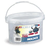 Moldex Series 7000 Mask with ABEK1P3 R Filters (in resealable box) - Sentinel Laboratories Ltd