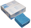 7635/7636 KIMTECH* Microfibre Polishing Cloths - Blue/Green - Sentinel Laboratories Ltd