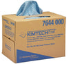 7644 KIMTECH* Process Wipers, BRAG* Box - Blue - Sentinel Laboratories Ltd