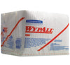 8388 WYPALL* X80 Cloths, 1/4 Fold - White - Sentinel Laboratories Ltd