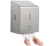 8976 KIMBERLY-CLARK PROFESSIONAL* Rolled Hand Towel Dispenser - Stainless Steel - Sentinel Laboratories Ltd