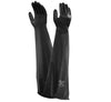 "AlphaTec® 55-301 Neoprene Dry Box Gauntlets 7"" Port, 28"" Length - Sentinel Laboratories Ltd"