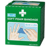 Cederroth Soft Foam Bandages - Blue - Sentinel Laboratories Ltd