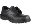 FS38c Amblers Safety Black, Comp:Cap, Midsole Safety Shoes