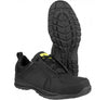 FS59c Amblers Safety Ladies Black Composite Safety Trainers - Sentinel Laboratories Ltd