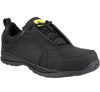 FS59c Amblers Safety Ladies Black Composite Safety Trainers