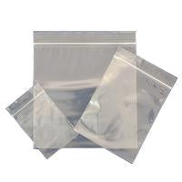 Plain Grip Seal Bags 200g