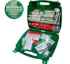 Evolution British Standard Compliant First Aid Kit with Fire Extinguisher - Sentinel Laboratories Ltd