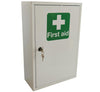 British Standard Compliant Metal First Aid Cabinet - Fully Stocked - Sentinel Laboratories Ltd