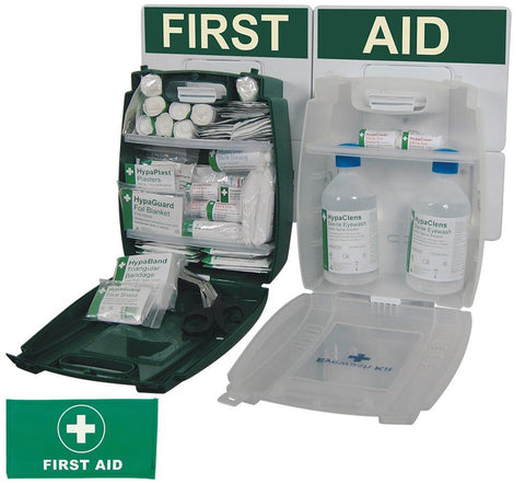First Aid Compliance Packs