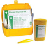 Evolution Sharps & Body Fluid Disposal Kit - 1 Application - Sentinel Laboratories Ltd