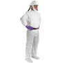 KIMTECH PURE* A8 Breathable Particle Protection Coveralls