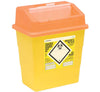 Sharpsafe® 13 Litre Sharps Bin - Sentinel Laboratories Ltd