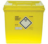 Sharpsafe® 30 Litre Clinical Waste Sharps Bin - Sentinel Laboratories Ltd
