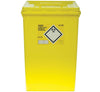 Sharpsafe® 60 Litre Clinical Waste Sharps Bin - Sentinel Laboratories Ltd