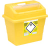 Sharpsafe® 9 Litre Protected Access Sharps Bin - Sentinel Laboratories Ltd