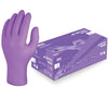 Skytec Iris Purple Nitrile Gloves - Sentinel Laboratories Ltd