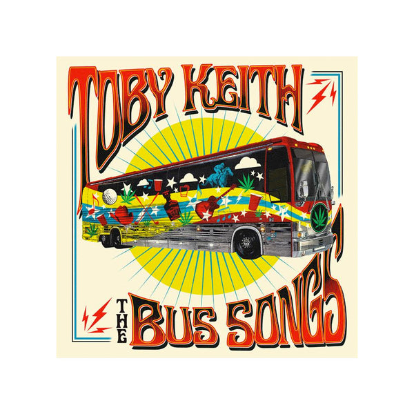 The Bus Songs CD