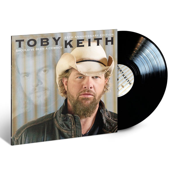 Should've Been A Cowboy Vinyl (25th Anniversary Edition)