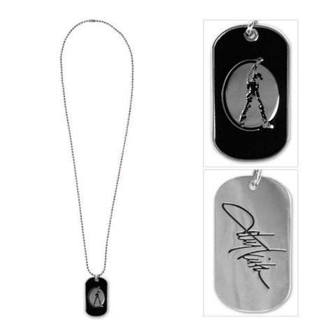 Toby Keith Signature Dog Tag