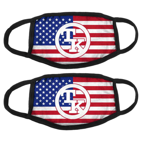 Toby Keith Flag Mask 2 Pack