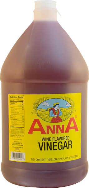 Anna Wine Flavored Vinegar