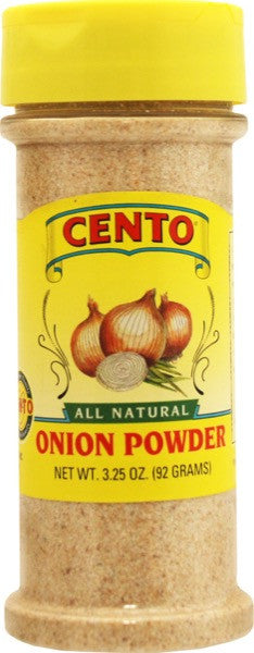 Cento Onion Powder  3.25 OZ