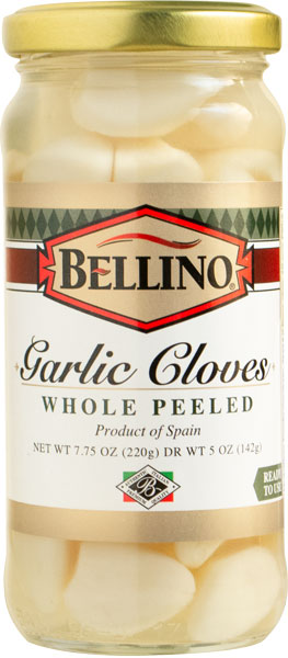 Bellino Whole Garlic Cloves 7.75 OZ