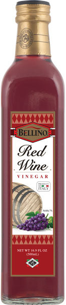 Bellino Red Wine Vinegar 16.9 FL OZ