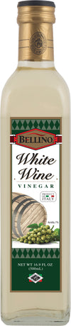 Bellino White Wine Vinegar 16.9 FL OZ