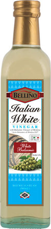 Bellino Italian White Balsamic Vinegar 16.9 FL OZ