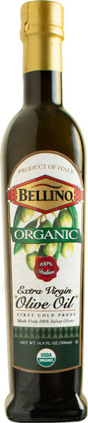 Bellino Organic Extra Virgin Olive Oil 16.9 FL OZ