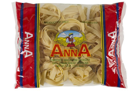 Anna Pappardelle Nests  1 LB