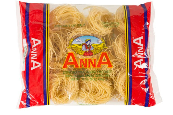 Anna Capelli D'Angelo Nests 1 LB