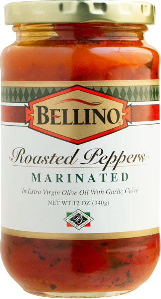 Bellino Marinated Roasted Peppers 12 OZ
