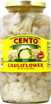Cento Hot Cauliflower 32 OZ
