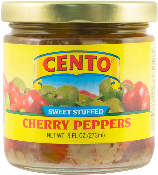 Cento Sweet Stuffed Peppers 8 FL OZ