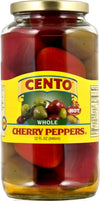 Cento Whole Cherry Peppers 32 FL OZ
