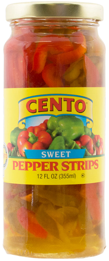 Cento Sweet Peppers Sliced  12 FL OZ