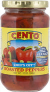 Cento Chef's Cut Roasted Peppers 12 OZ