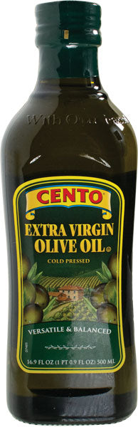 Cento Imported Extra Virgin Olive Oil 16.9 FL OZ