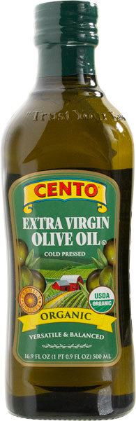 Cento Organic Extra Virgin Olive Oil 16.9 OZ