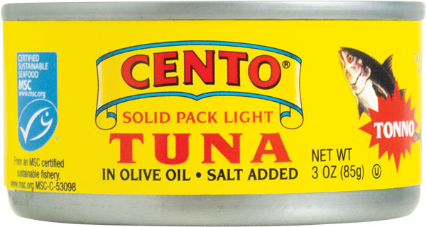 Cento Tuna Fish in Olive Oil 3 OZ