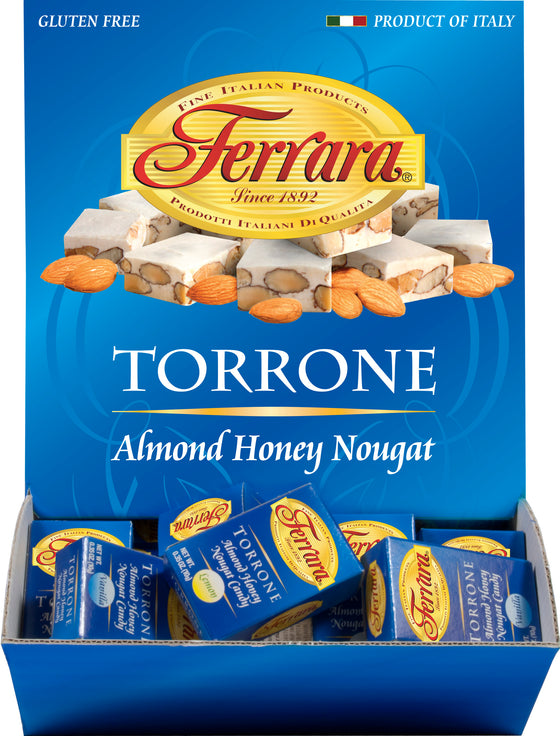 Ferrara Torrone Counter Display 36 pc